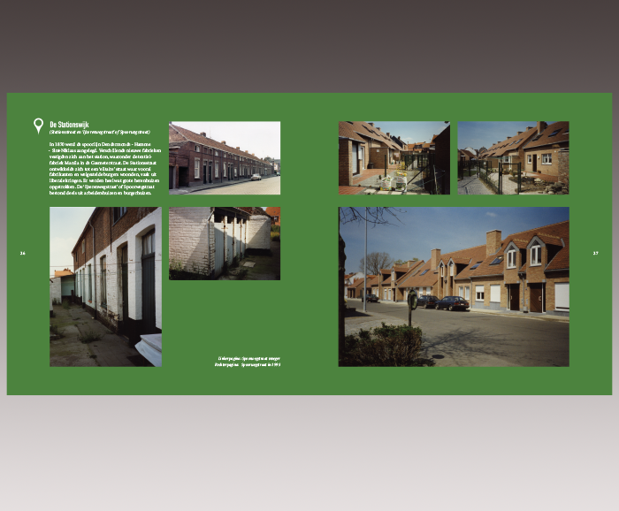 Brochure 100 jaar Sociaal Wonen in Hamme - spread 15