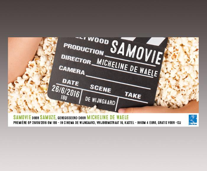 Samovie concert Samuze - uitnodiging - verso