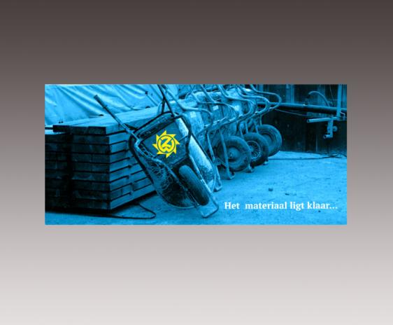 wenskaart 2015 - De Zonnige woonst - recto